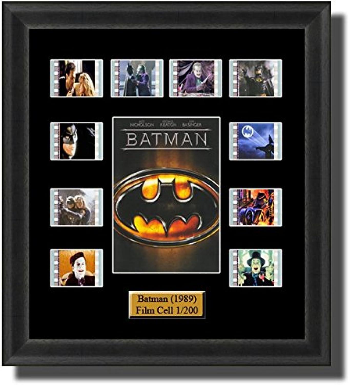 Batman (1989) Film Cell Memorabilia FilmCells Movie Cell Presentation