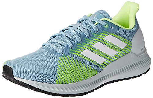 adidas Damen Solar Blaze W Fitnessschuhe, Mehrfarbig (Multicolor 000), 39 1/3 EU
