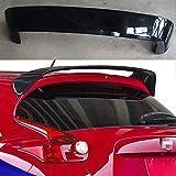 ENBAONB Alerón Trasero de plástico ABS para Coche para Nissan Juke 2011-2017, alerón Trasero para Maletero, Accesorios de Estilo para decoración de Tapa de ala.