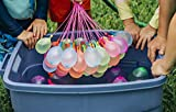 Self-Sealing Water Balloons FAST FILLING IN LESS THAN 60 SECONDS (Multicolored) Adults Kids Quick Filling Balloons