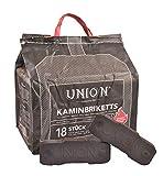 Briquetas de lignito para chimenea, 10 kg