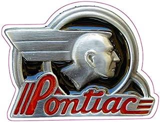 Nostalgia Decals Old Pontiac Decal 5