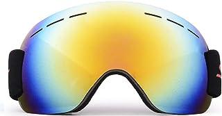 4e705cbff1 LBWNB Gafas de esquí-Gafas de Snowboard a Prueba de Viento con OTG sobre  Gafas
