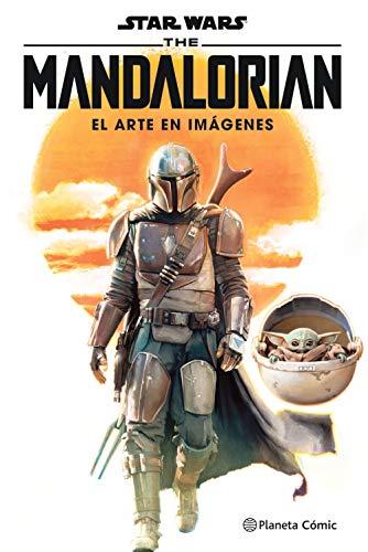 Star Wars The Mandalorian: El arte en imágenes (Star Wars: Guías Ilustradas)