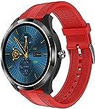 PKLG Reloj inteligente para hombre y mujer, dispositivo portátil...