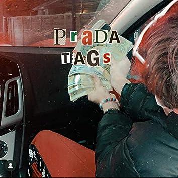 PRADA TAGS