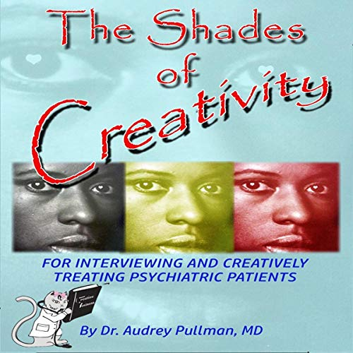 The Shades of Creativity audiobook cover art
