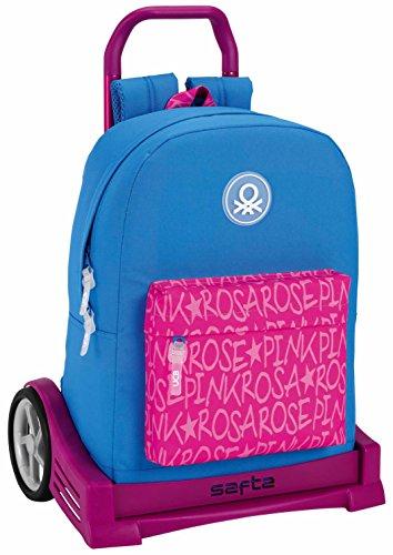 Safta Benetton 611751860 Mochila infantil