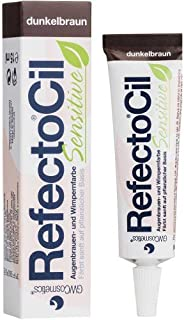 RefectoCil Sensitive Colour Gel (Dark Brown) .150ml