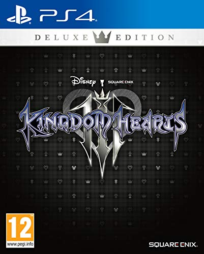 Kingdom Hearts III - Deluxe Edition - PlayStation 4 [Importación italiana]
