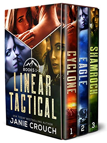 Linear Tactical Boxed Set 1: Cyclone, Eagle, Shamrock (Linear Tactical Boxed Sets) (English Edition)