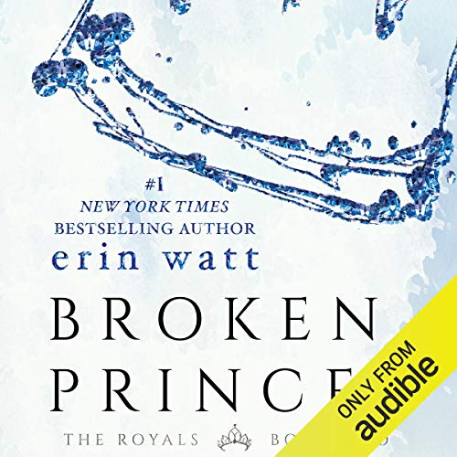 Broken Prince audiobook cover art