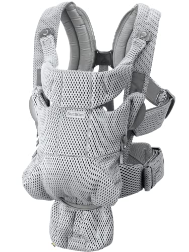BABYBJÖRN Baby Carrier Move, 3D Mesh, Grey