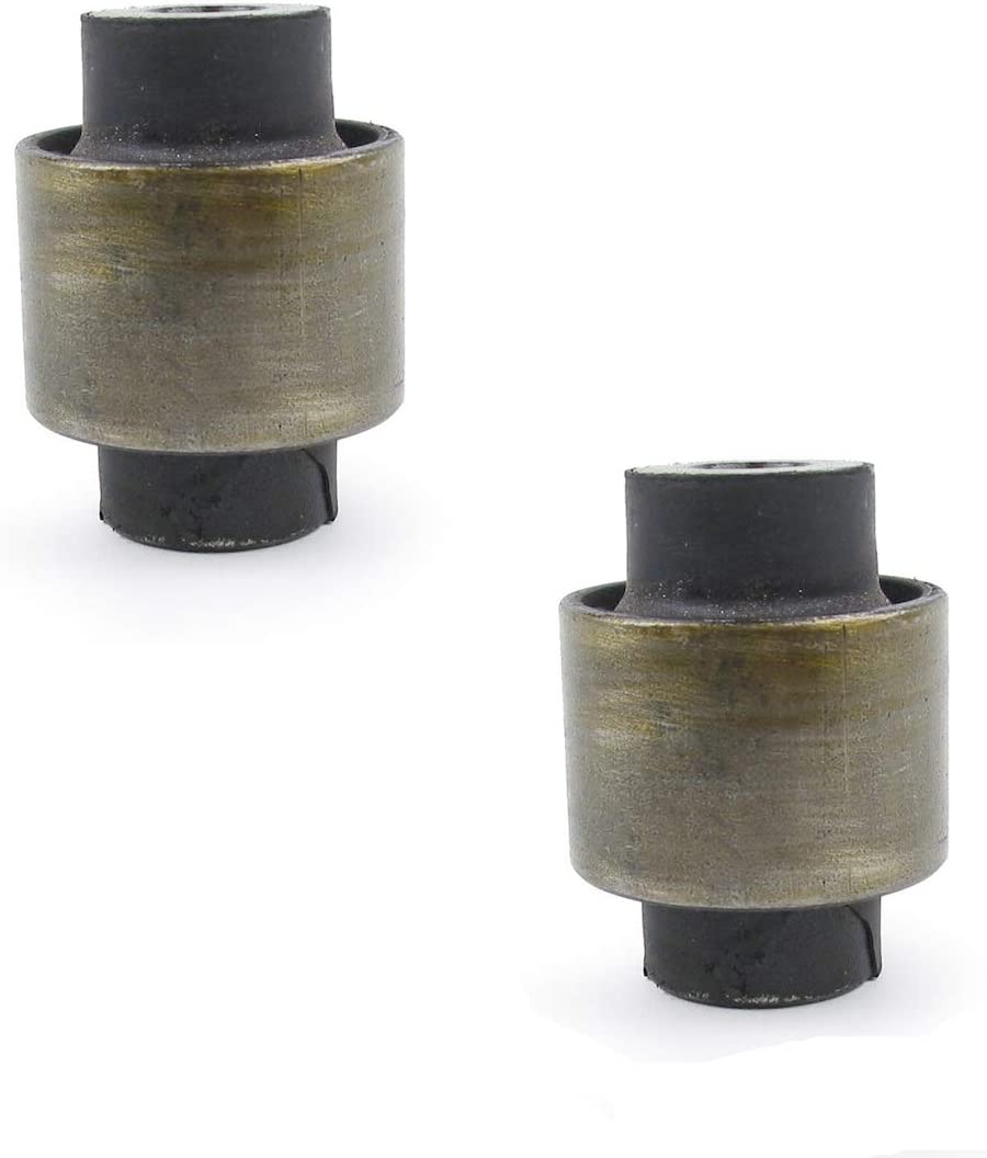 Pair Set 2 Rear Lower Shock Mevotech Bushings Acura For OFFicial site Deluxe Absorber