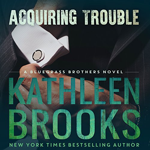 Acquiring Trouble audiobook cover art