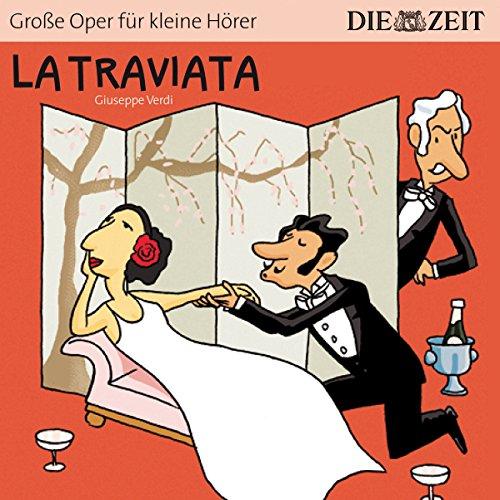 La Traviata audiobook cover art