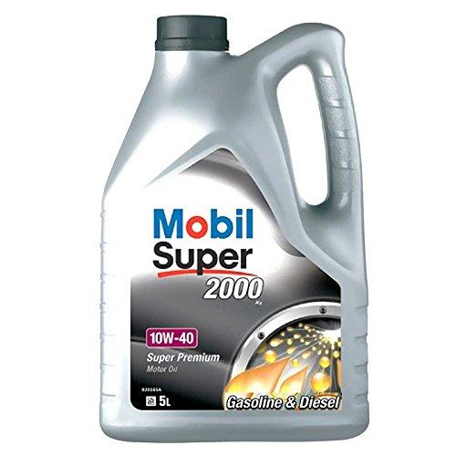 Mobil Super 2000 X1 10W-40 Motoröl 5L