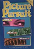 Picture Pursuit By the Makers of Trivial Pursuit by Parker Brothers