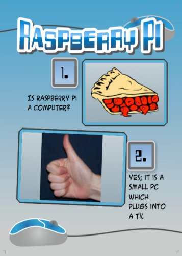 Raspberry Pi - Learn the Basics Fast with Our Comic Guide
