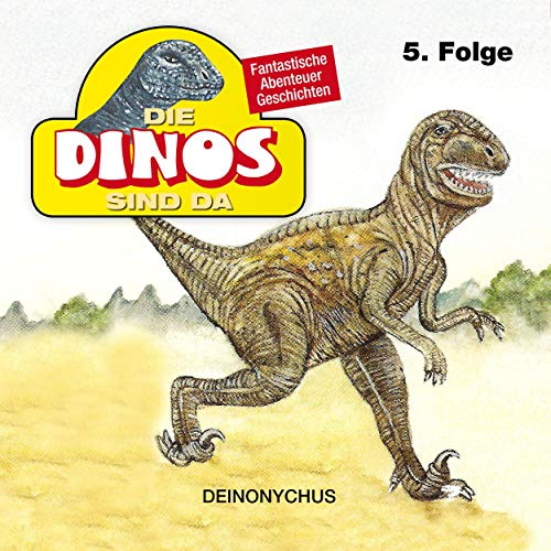 Deinonychus cover art