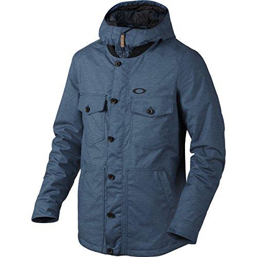 Oakley Herren Razorback BZI Jacke XL Blue Shade