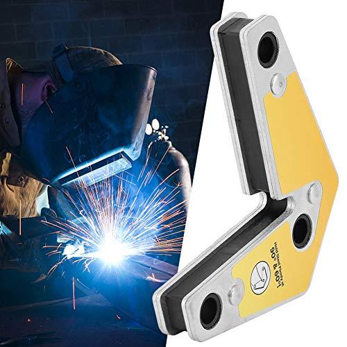 Construcción resistente, magnético fuerte, soporte magnético de soldadura, soldadura con imán de esquina de soldadura, para hardware para productos farmacéuticos
