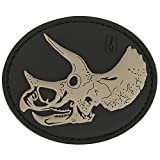 Maxpedition Triceratops Skull Patch, SWAT
