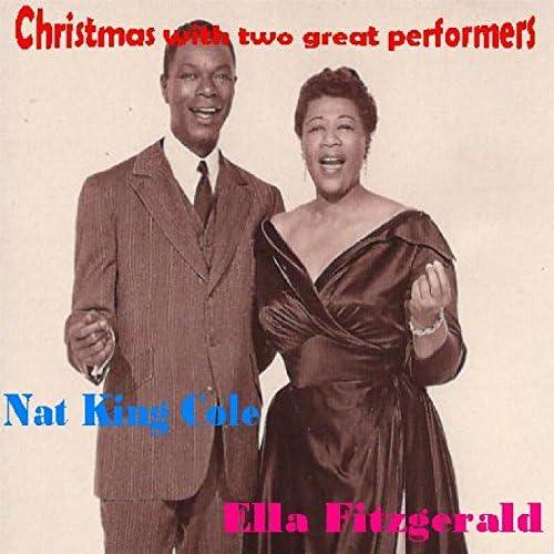 Nat King Cole & Ella Fitzgerald