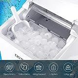 Zoom IMG-1 ostba macchina del ghiaccio 12kg