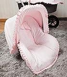 Babyline Love - Colchoneta para silla grupo 0, color...