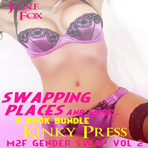 Swapping Places & More... audiobook cover art