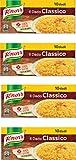 Knorr: 'Classico' - Cubos de caldo de sabor clásico, paquete de 4 cajas de 10 cubos, 10 g cada cubo