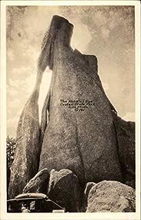 The Needles Eye, Custer State Park Custer, South Dakota Original Vintage Postcard