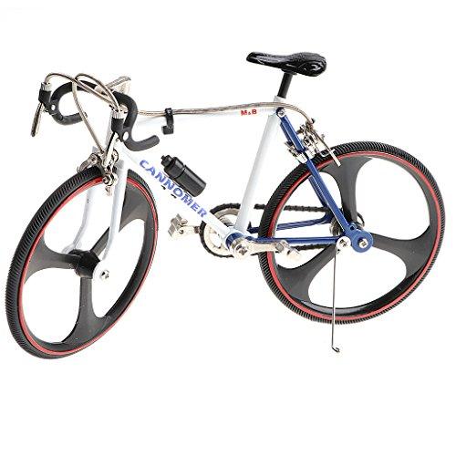 1:10 Modelo de Bicicleta de Aleación Bici de Carrera en Miniatura Colecciones Juguete Infantil para Niños Niñas - Estilo 5