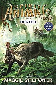 Hunted  Spirit Animals Book 2   2