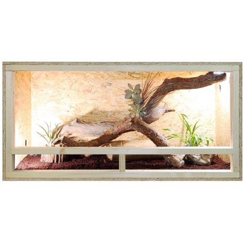 Repiterra Terrariums Diverse Maten met/zonder Sealant, 120 x 60 x 60 side
