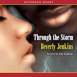 Through the Storm audiobook cover art
