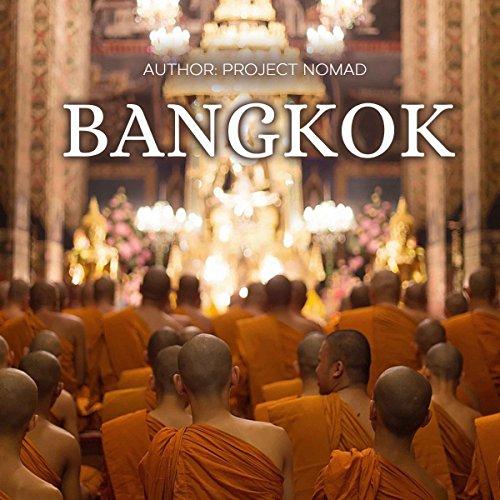 Bangkok audiobook cover art