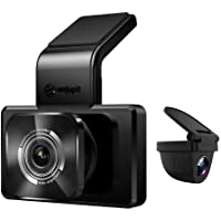 weJupit 1080p FHD Wifi Dual Lens 330Pro Car Dash Camera