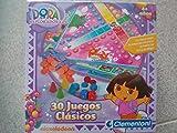 Clementoni 30 Juegos clásicos Dora Exploradora