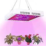 Auveach 300W Lampade per Piante LED Coltiva Grow Light Luce Coltivazione Indoor Semina Crescita per Piante Indoor Spettro Completo UV &IR Verdure e Fiori