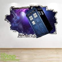 Wall Stickers Doctor Who Dalek Art Décalques Vinyle Décoration Chambre Maison