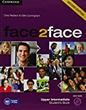 face2face for Spanish Speakers Second Edition Upper Intermediate Student's Pack (Student's Book with DVD-ROM, Spanish Speakers Handbook with CD, Workbook with Key)