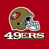 Creative Converting 16 Count San Francisco 49ers Lunch Napkins