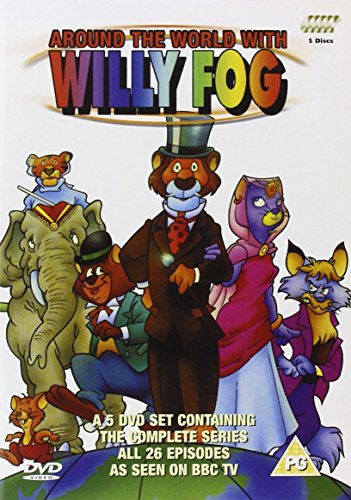Around the World With Willy Fog - the Complete Series [UK Import]