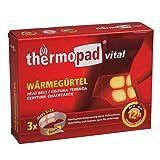 Thermopad vital Wärme-Gürtel | mit 4 großen Wärme-Zellen| wohltuende Tiefenwärme | sofort...