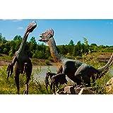 Puzzle Corythosaurus Wooden Jigsaw Adult Children s Educational Toys Decorative Gift 500-2000 Pieces 0314 (Size : 1000 Pieces)