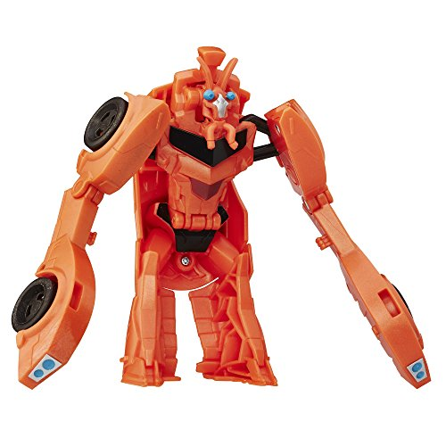 Transformers Robots in Disguise One Step Bisk Action Figure