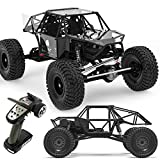Gmade 56010 Gom Rockbuggy Ready to Run, Brushed 1/10 Scale, with Gr01 Chassis & 2.4Ghz Radio
