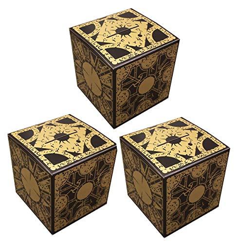 Hellraiser 10x10x10 Gift Mystery Box, Set of 3